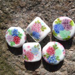 Hortensienperlen von Burgi